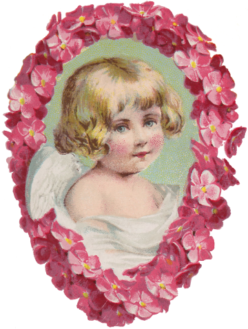 EasterGreetingsPinkCherubPortrait_WingsOfWhimsy