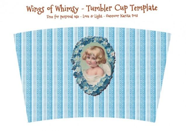 TumblerBlueBlank_WingsofWhimsy