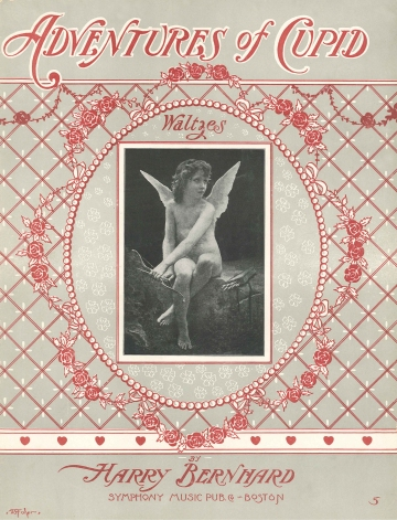 Wings of Whimsy: Adventures of Cupid - Sheet Music - free for personal use