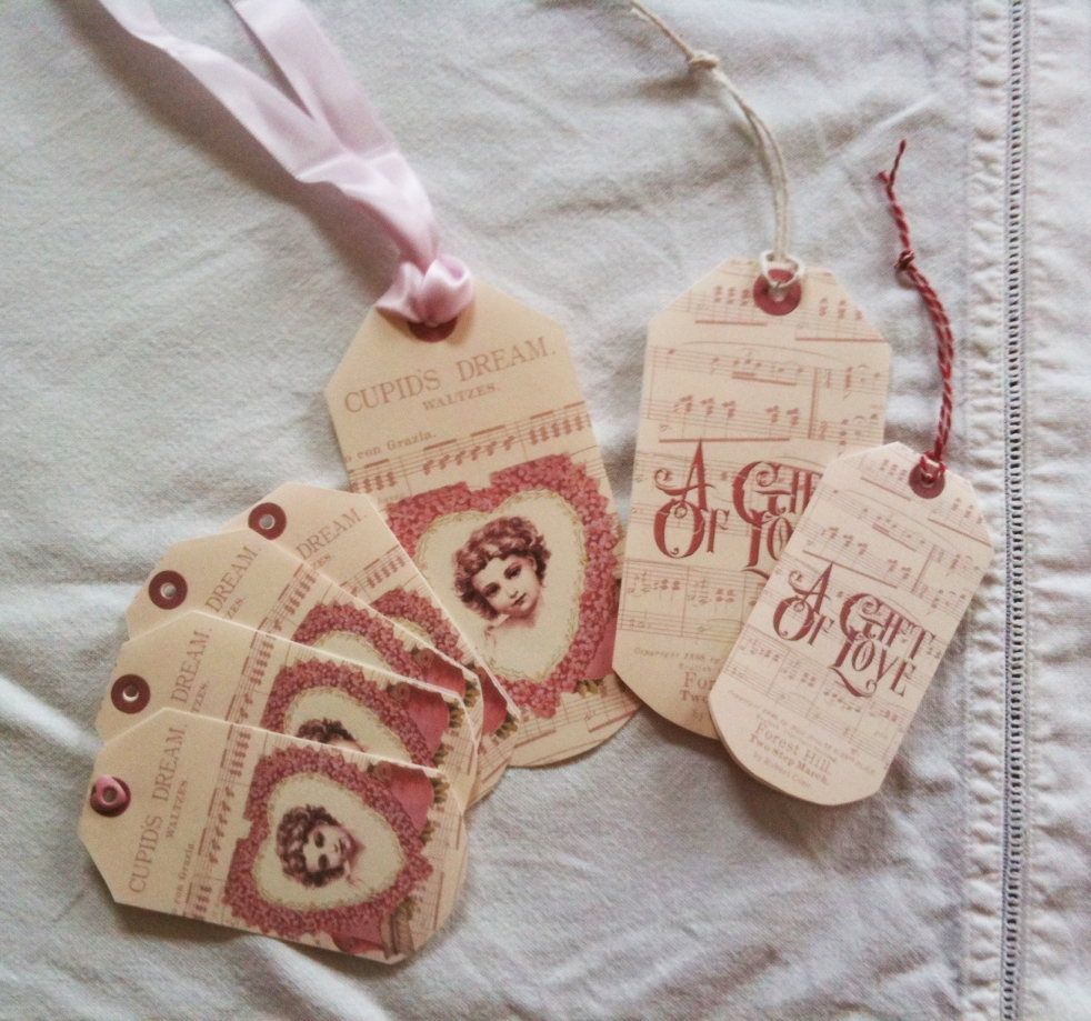 Wings of Whimsy: Double Tags