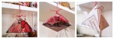 Wings of Whimsy: Rose Poem Pyramid Box - free for personal use #vintage #ephemera #printable