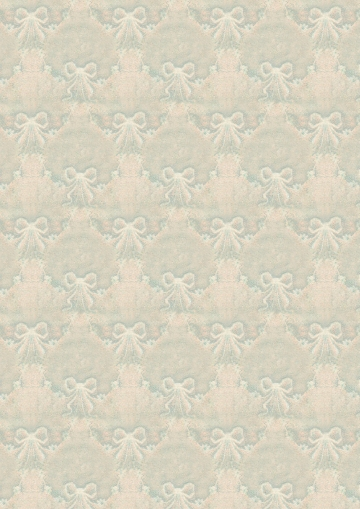 Wings of Whimsy: Vintage Bow Paper Blue - free for personal use