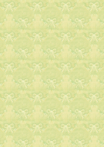 Wings of Whimsy: Vintage Bow Paper Green - free for personal use