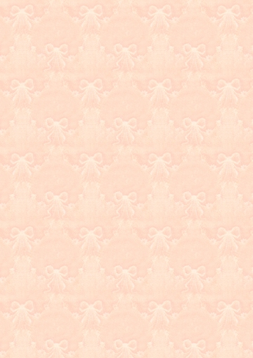 Wings of Whimsy: Vintage Bow Paper Peach - free for personal use