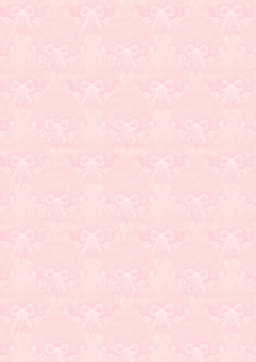 Wings of Whimsy: Vintage Bow Paper Pink - free for personal use