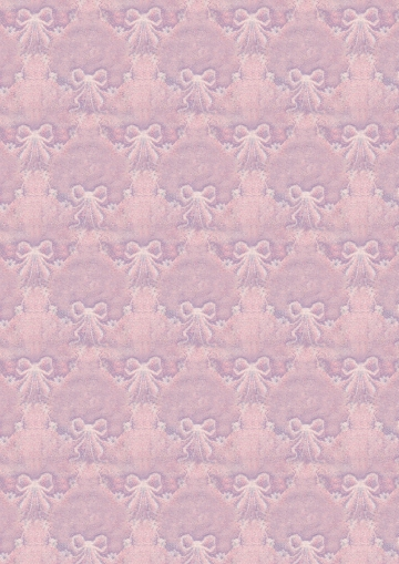 Wings of Whimsy: Vintage Bow Paper Purple - free for personal use