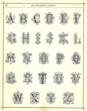 Wings of Whimsy: Alphabet Sheet - free for personal use