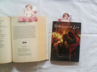 Wings of Whimsy: Cherub Love Bookmarks - free for personal use #vintage #ephemera