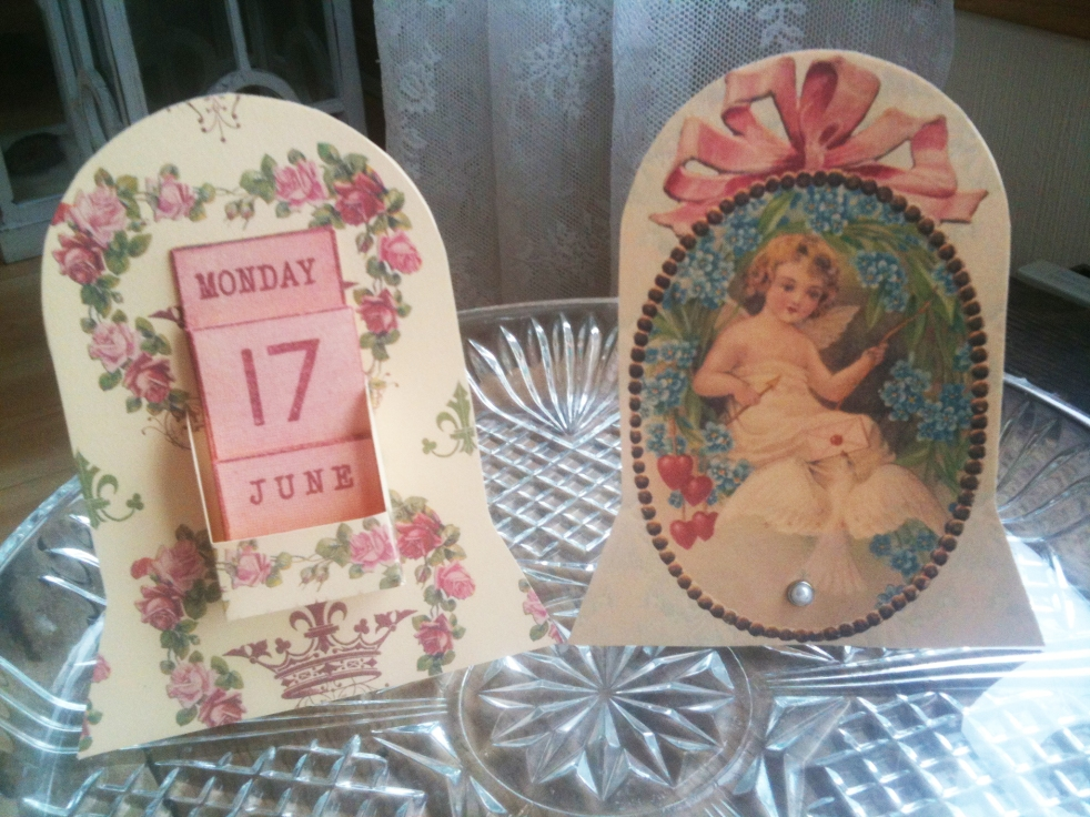 Wings of Whimsy: Vintage Style Picture Frames