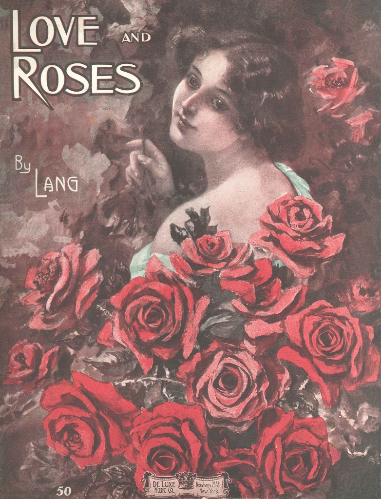 Wings of Whimsy - Love And Roses - Sheet Music - free for personal use