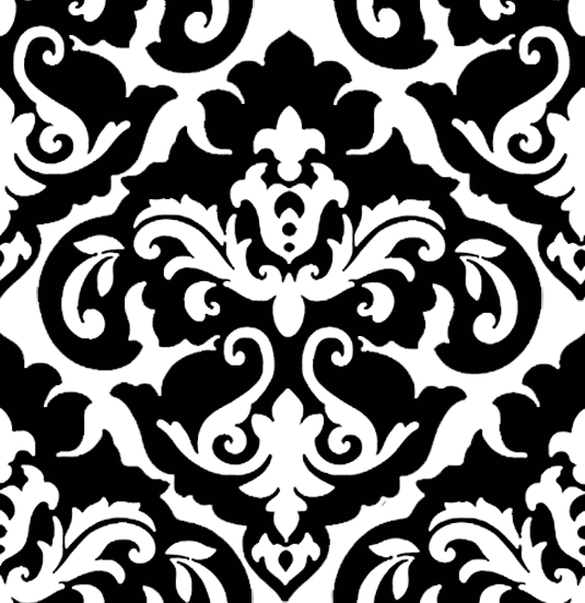 Wings of Whimsy: Seamless Damask Tile - free for personal use