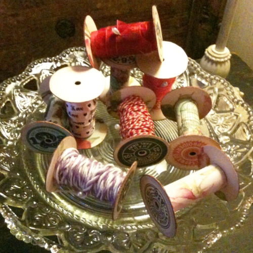 Wings of Whimsy: Spools - unpublished project