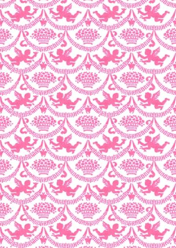 Wings of Whimsy: Cherub Paper Raspberry  - free for personal use #walter #crane #printable #ephemera