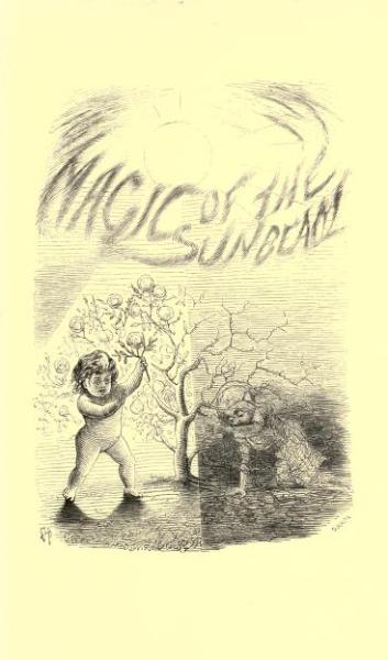 Wings of Whimsy: The Fairy Tale of Science 1800 - Open Library #vintage #antique #halloween