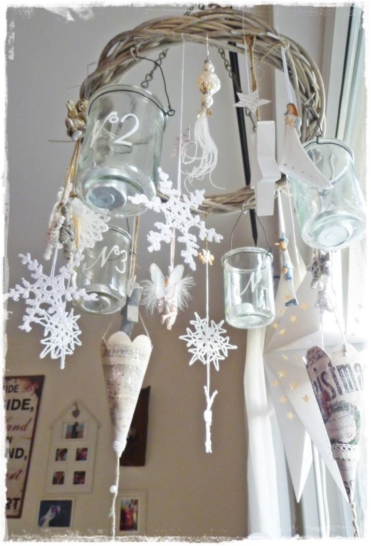 Jutta's Christmas Cones