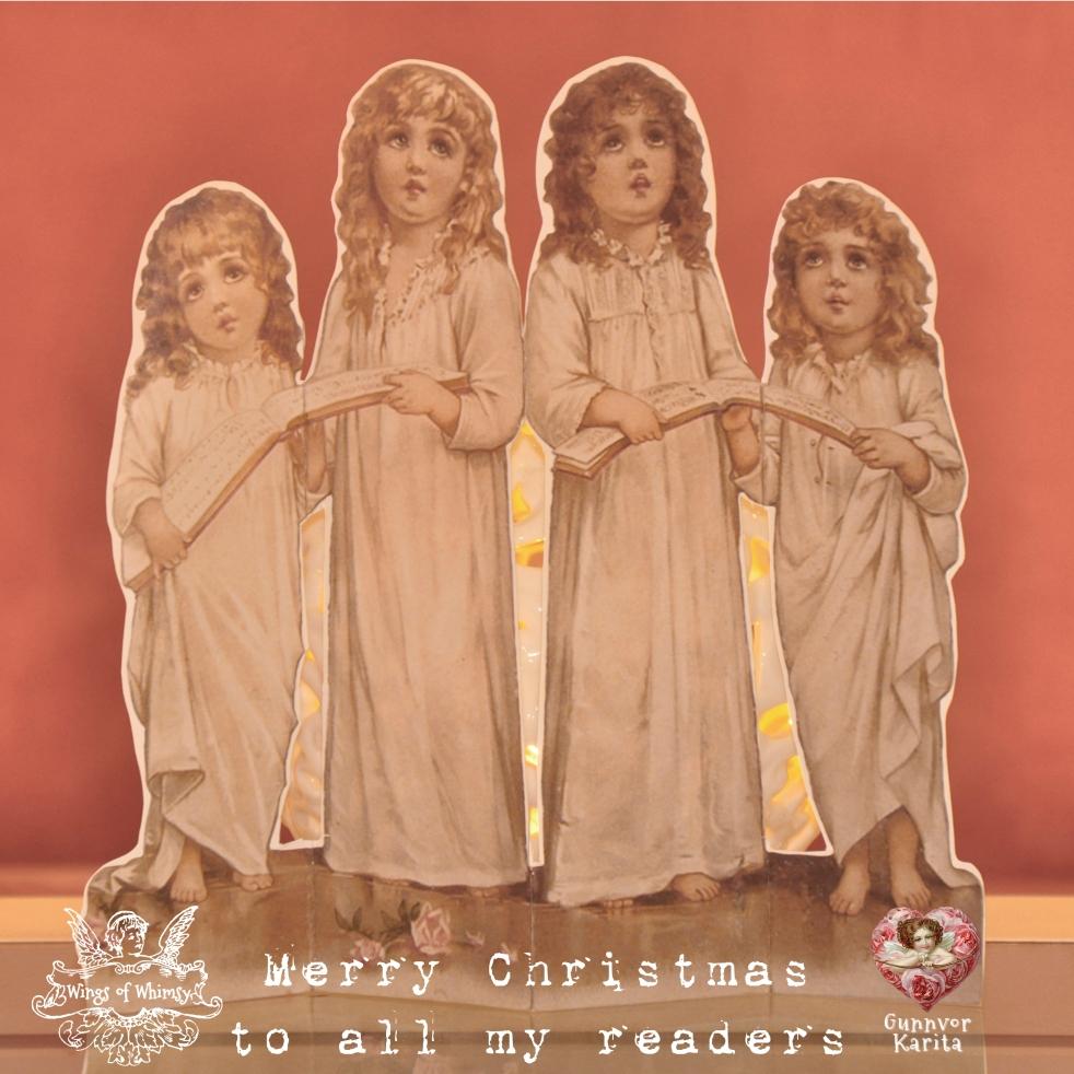 Wings of Whimsy: Sweet Choir - free for personal use #vintage #ephemera #printable