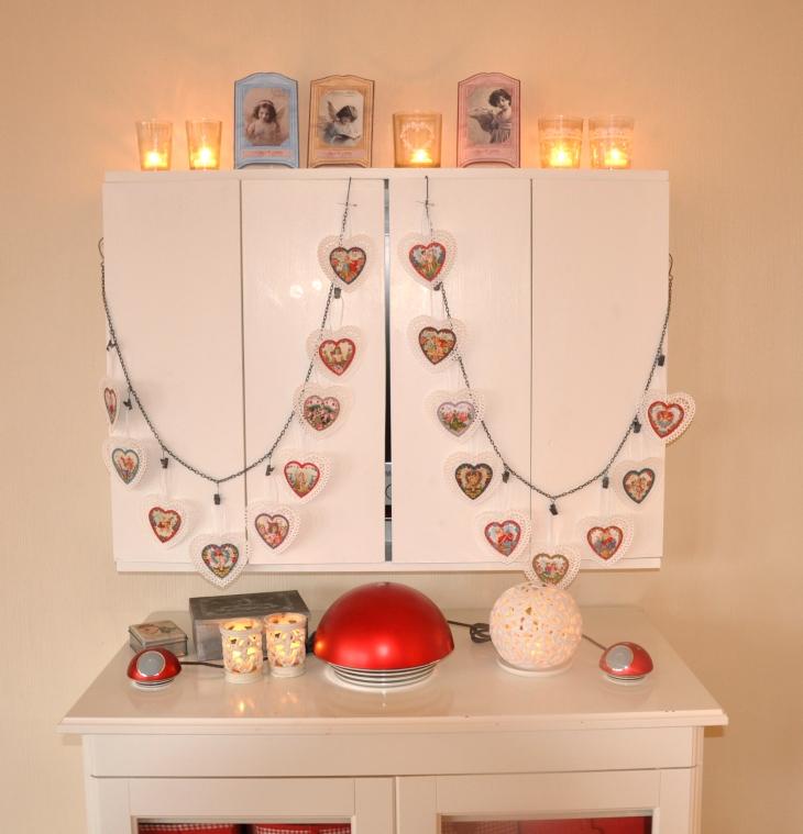 Wings of Whimsy: Valentine Hearts DAY 6 - free for personal use #vintage #ephemera #printable #freebie #valentine #cherub #heart
