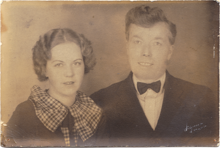 Wings of Whimsy: Peder Seljeset & Emma Moren - free for personal use #vintage #ephemera #freebie #printable #photo