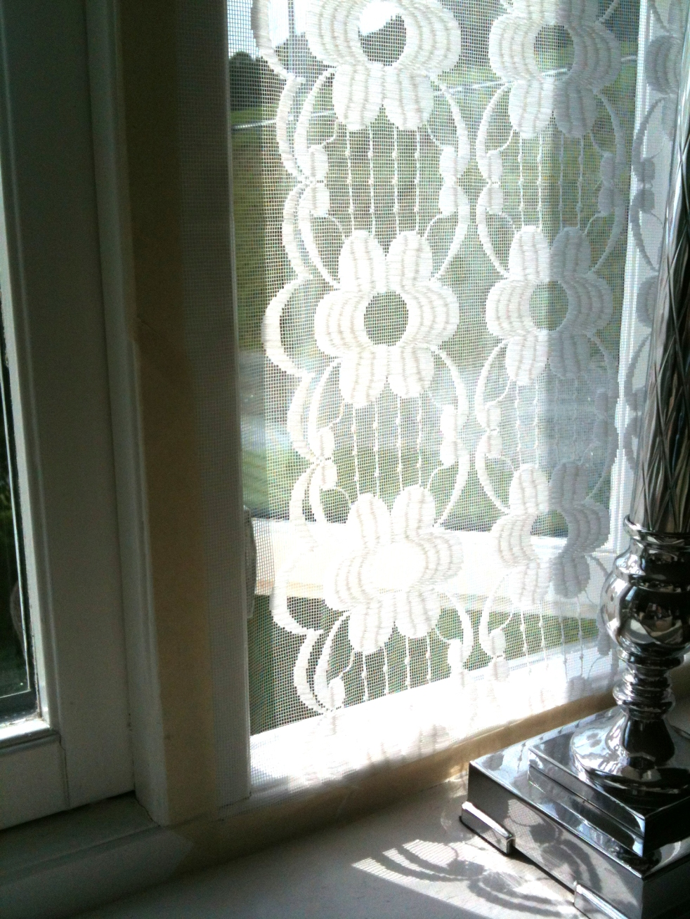 Wings of Whimsy: Insect Screen Hack #diy