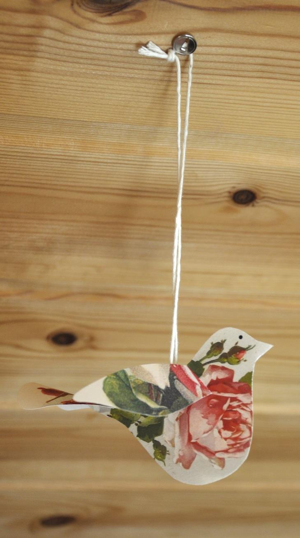 Wings of Whimsy: Catherine Klein Rose Birdies #vintage #ephemera #freebie #printable #bird #diy