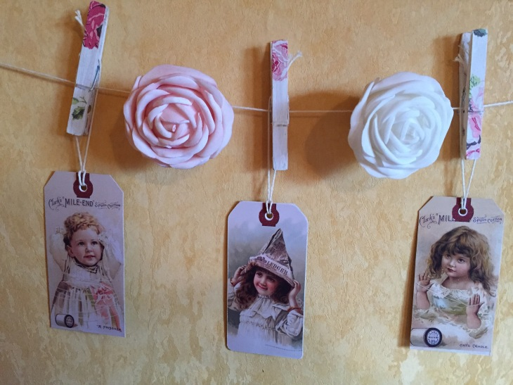Wings of Whimsy: Possibly Maud Humphrey girls?