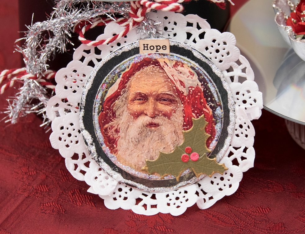 Wings of Whimsy: Christmas Ornament Swap 2014