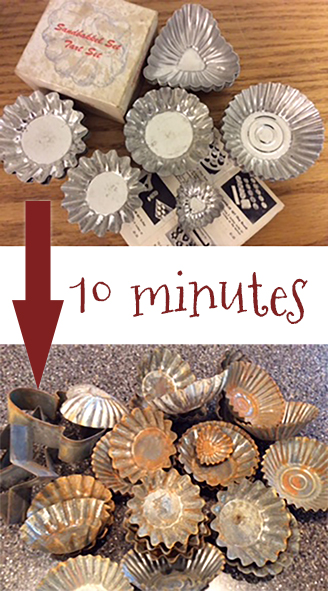 Wings of Whimsy: How to rust metal instantly!! With instructions an recipe! #diy #rust #metal #instant #quick #recipe