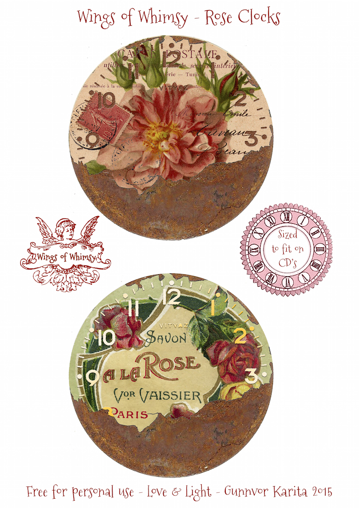 cabbage rose wallpaper vintage