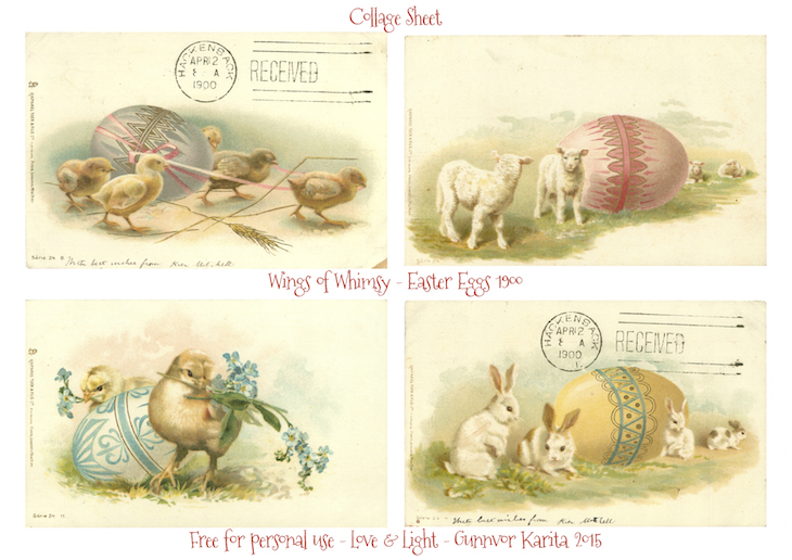 Wings of Whimsy: Easter Eggs #vintage #ephemera #freebie #printable #easter #eggs