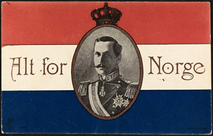 Alt for Norge : All for Norway
