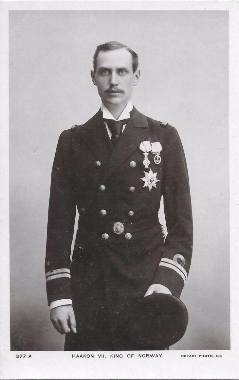 Wings of Whimsy: King Haakon VIII #vintage #ephemera #freebie #printable #royal #king #norway