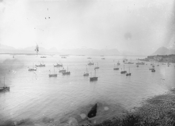 Coronation Journey 1906