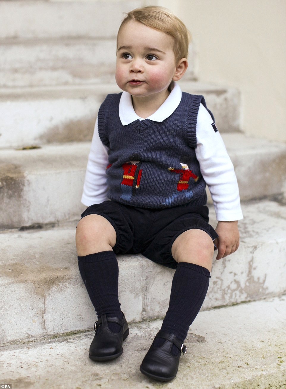 Wings of Whimsy: Prince George of Cambridge