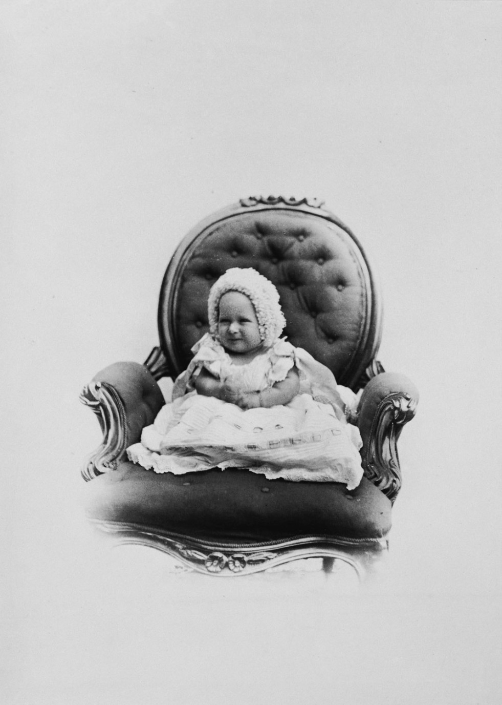 Wings of Whimsy: Princess Maud of Wales, August 1870
