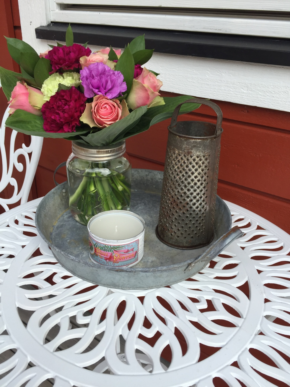Wings of Whimsy: DIY Paris Rose Candle #freebie #printable #vintage #ephemera #rose