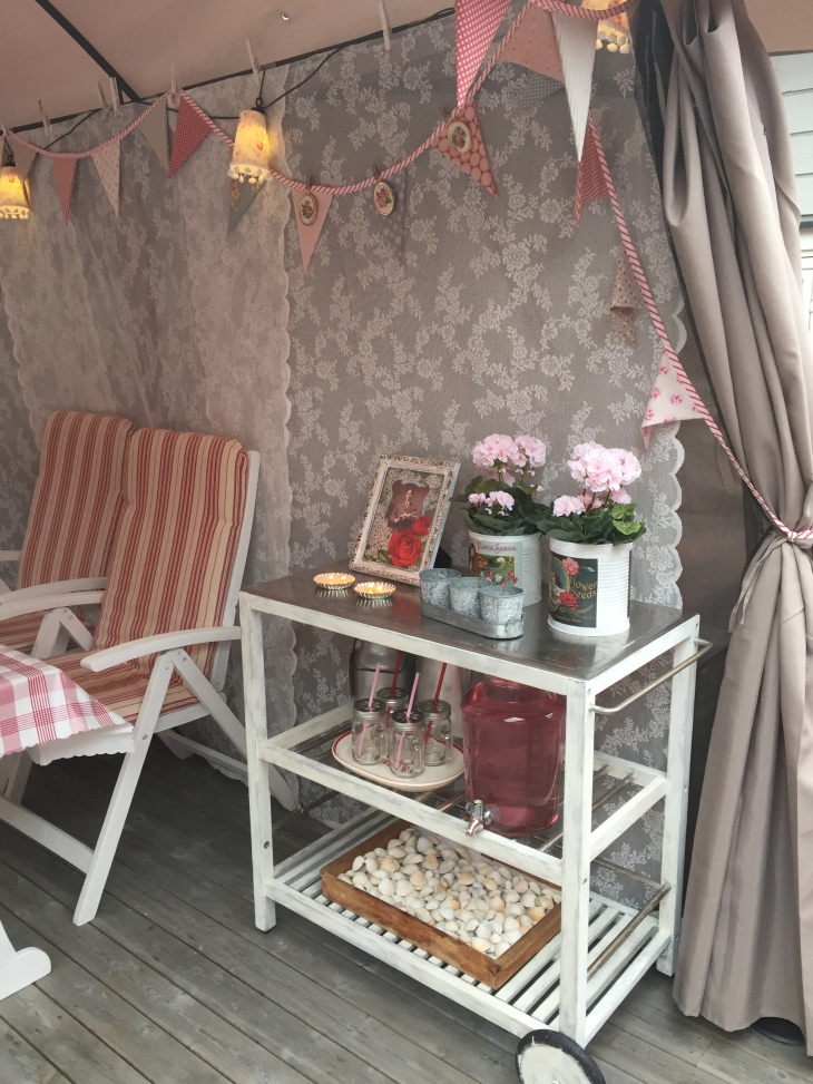 Wings of Whimsy: DIY Glamping Canopy #diy #lamp #shades #instructions