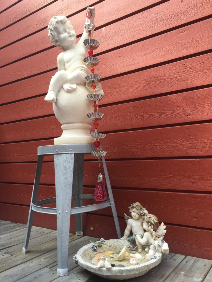 Wings of Whimsy: All Cherubs on Deck!