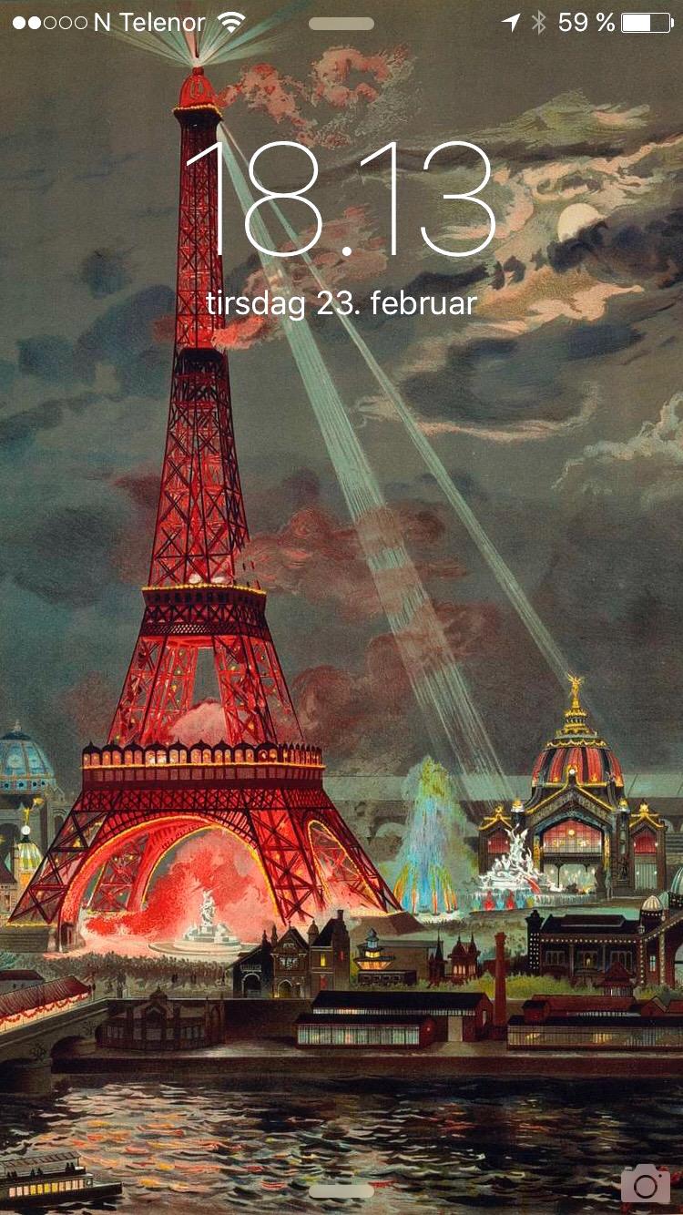 Wings of Whimsy: 1899 Eiffel Tower Wallpaper #vintage #ephemera #digital #wallpaper
