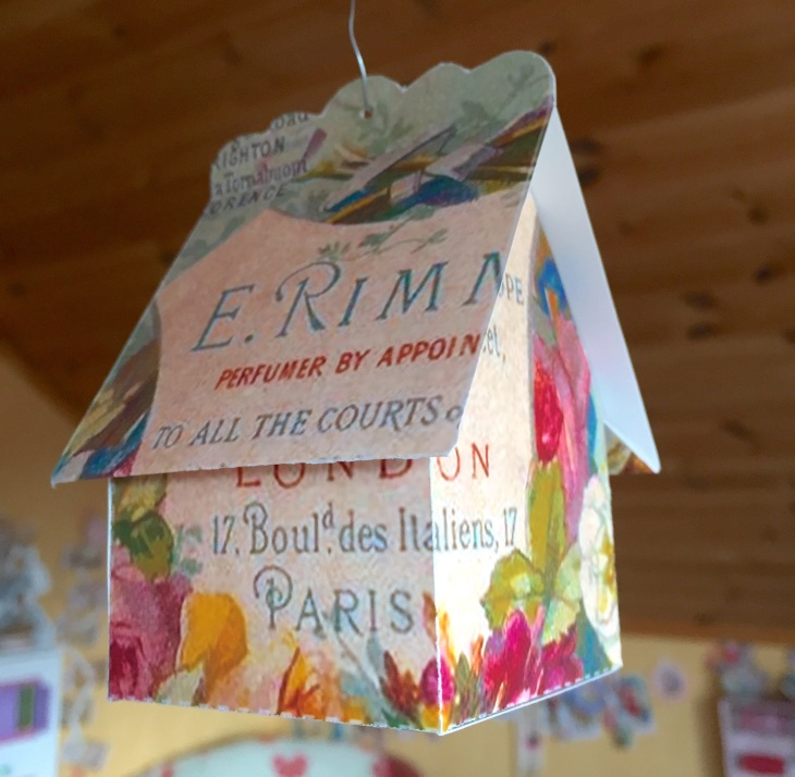 Wings of Whimsy: Perfume Cottage No 4: Rimmel #vintage #freebie #printable #ephemera #perfume #label #rose
