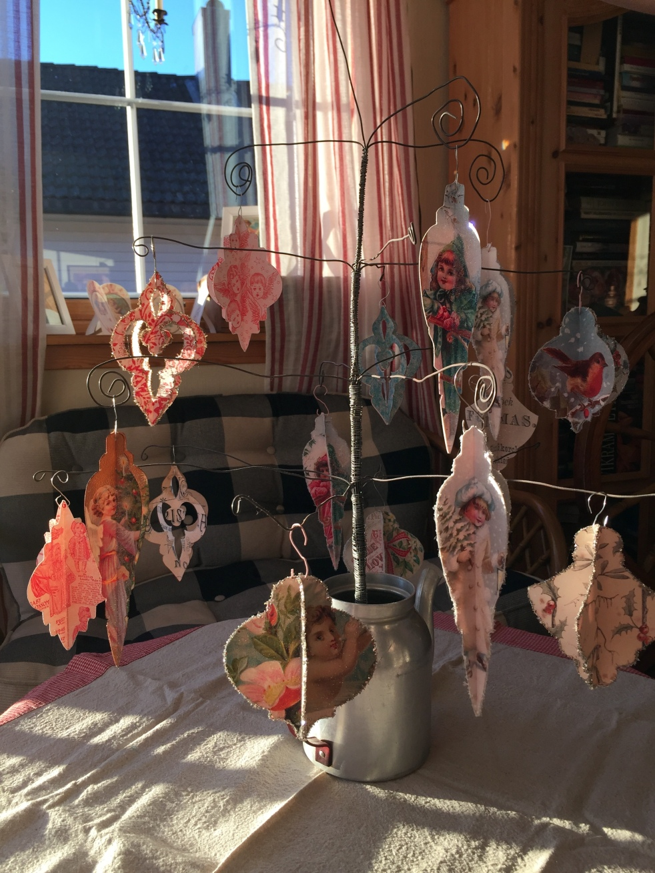 Wings of Whimsy: Christmas Ornaments #vintage #ephemera #freebie #printable #christmas #ornament #bauble