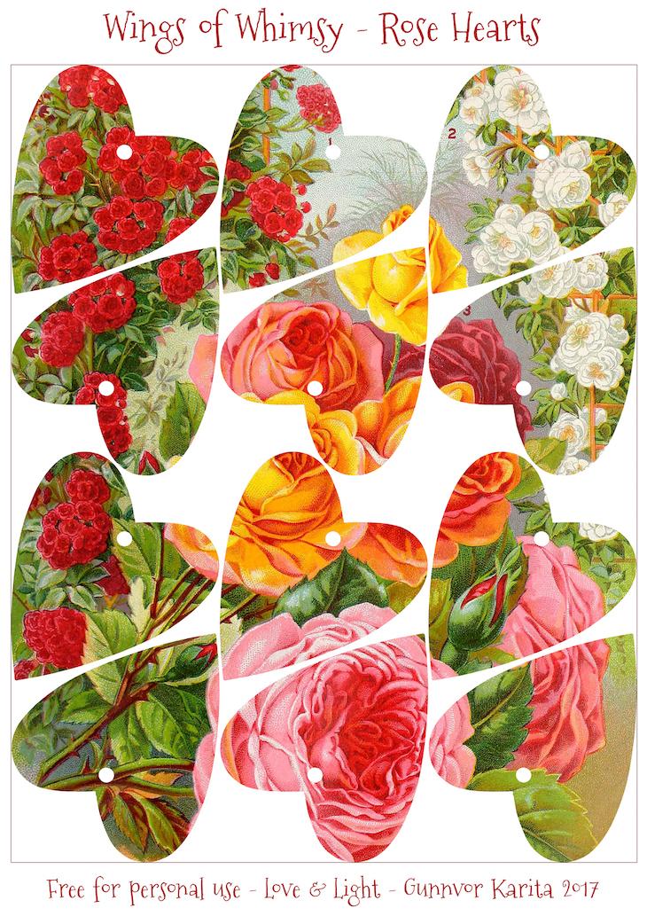 3d love hearts live wallpaper